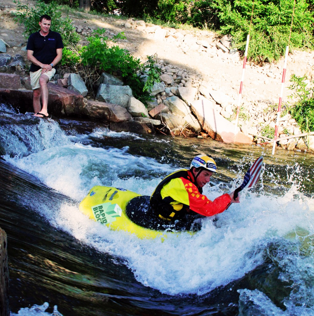 Dane Jackson Scott Shipley Whitewater Parks