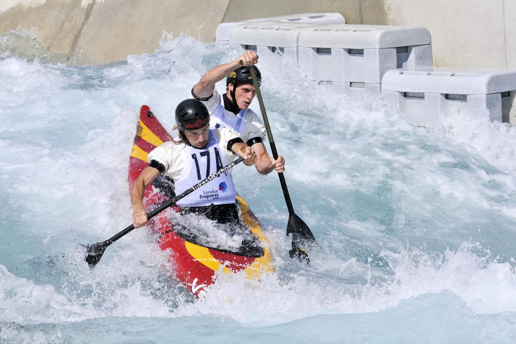 London Olympics 2012, Whitewater Park, Whitewater Park Design