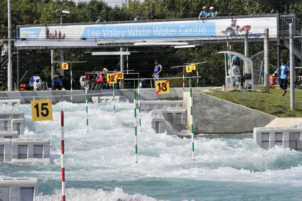 London 2012 Whitewater Venue, Whitewater Park