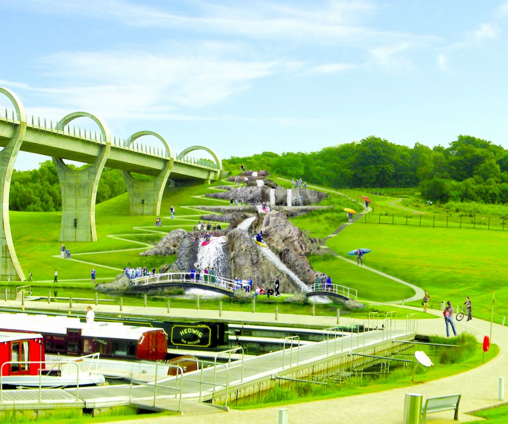 Whitewater Terrain Park Designed by Scott Shipley of S2o Design and Engineering
