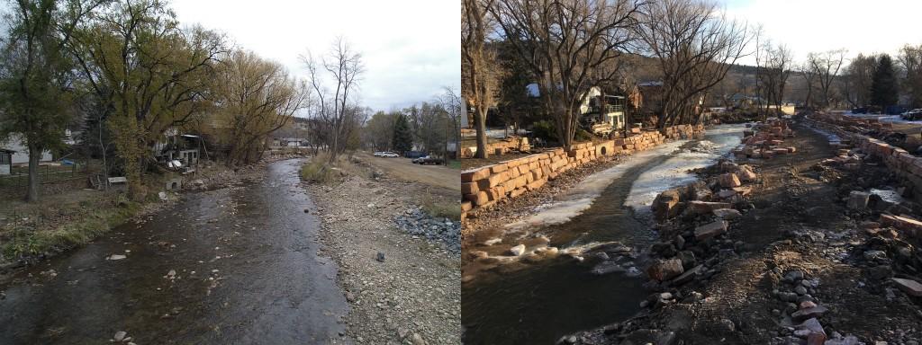 river restoration, fish habitat