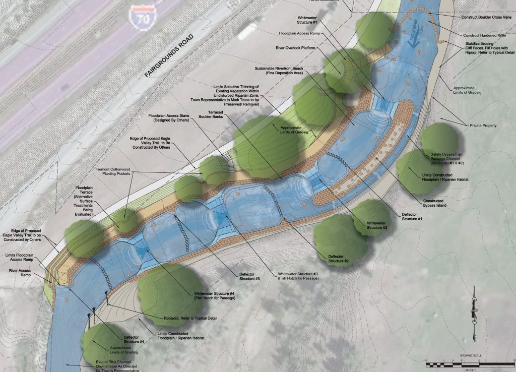 Eagle River Whitewater Park by S2O Design